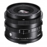 Sigma 45mm f2.8 DG DN Contemporary lens for L mount